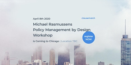 Policy Management Workshop with GRC pundit in Chicago tickets