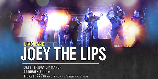 Joey The Lips at St Mellion