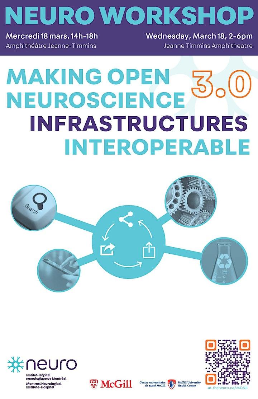 Virtual Workshop: Making open neuroscience infrastructure interoperable 3.0 image