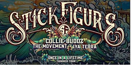 Collie Buddz w/ The Movement and Iya Terra tickets