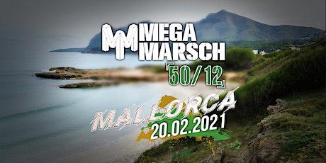 Megamarsch 50/12 Spezial Mallorca 2021 Tickets