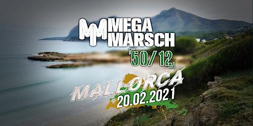 Megamarsch 50/12 Spezial Mallorca 2021