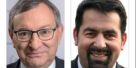 Abraham Lehrer und Aiman A. Mazyek Tickets