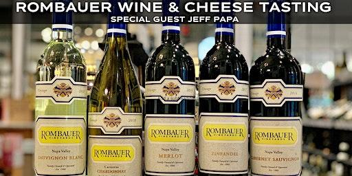 Rombauer Wine Tasting