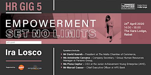 HR GIG - Empowerment: Set No limits