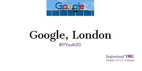 Letter to my 15 year-old self: Boys and young men's edition - Google, UK - INVITE ONLY tickets