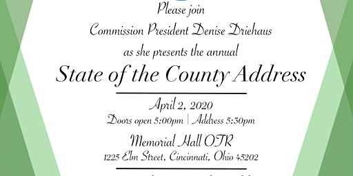 2020 State of Hamilton County Address