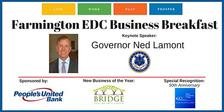 Farmington' s  Economic Development Spring  Business Breakfast tickets