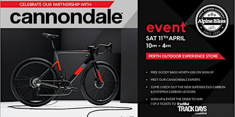 Cannondale In-Store Event - SOLD OUT tickets