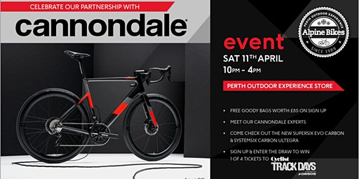 Cannondale In-Store Event