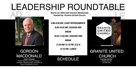 BBFI New England Leadership Round Table tickets