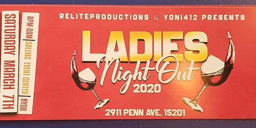 Ladies Nite Out #LadiesNiteOut2020