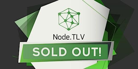 NodeTLV 2020 tickets
