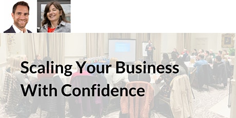 Scaling Your Business With Confidence tickets