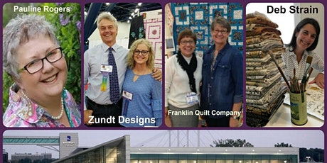 Quilting on the Bayfront 2020 tickets
