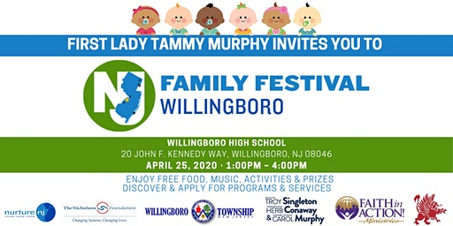 First Lady Tammy Murphy's Family Festival in Willingboro