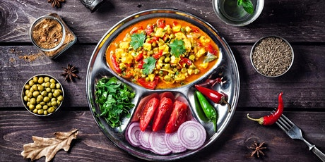 Meat Free Indian Cooking tickets