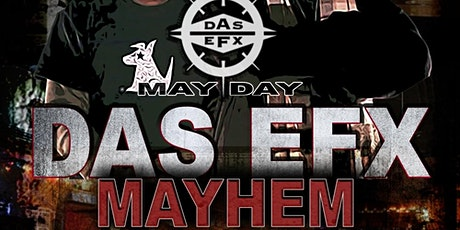 May Day DAS EFX Mayhem 2021 tickets