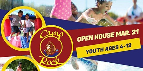 Camp Rock Open House tickets