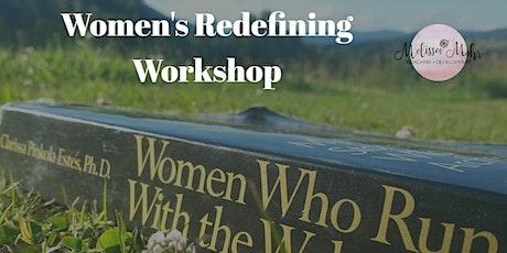 Women's Redefining Workshop tickets