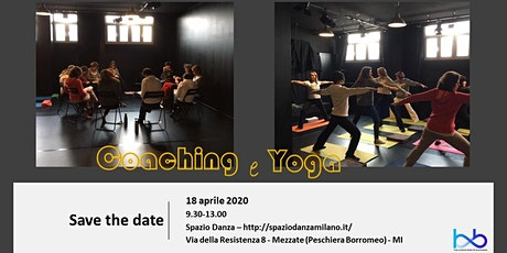 Laboratorio di Coaching e Yoga biglietti