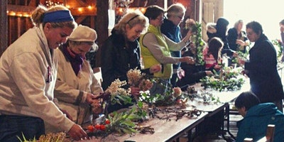 Artsii's Spring Wreath Making Workshop