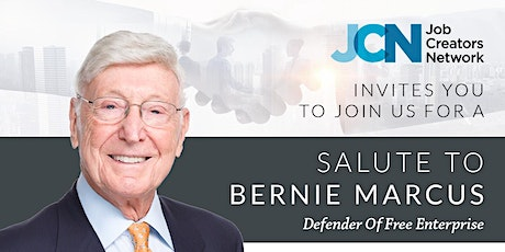 Salute to Bernie Marcus (NEW DATE) tickets