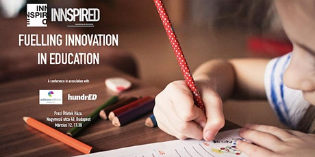 HundrED GLocal in Budapest: Fuelling Innovation In Education tickets
