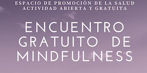 Encuentro Gratuito de Mindfulness