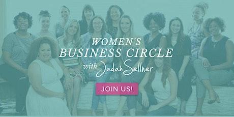 Women's Business Circle tickets