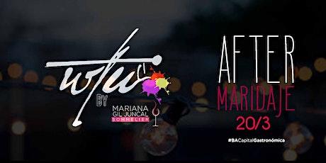 After Maridaje Wine Tour Urbano by Mariana Gil Juncal entradas