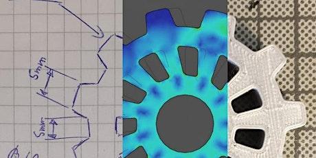 Von der Idee zum 3D Druck Tickets