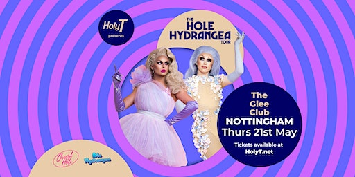 The Hole Hydranga Tour - Nottingham - 14+