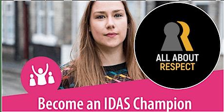 IDAS Champion Training tickets