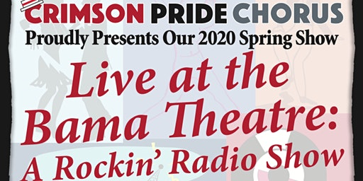 Crimson Pride - Live At The Bama Theatre (A Rockin' Radio Show)