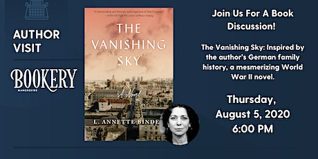 Author Visit with L.  Annette Binder, The Vanishing Sky tickets