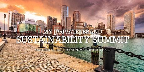 MY PRIVATE BRAND SUSTAINABILITY SUMMIT 2020 tickets