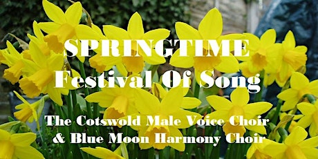 Springtime Festival Of Song tickets