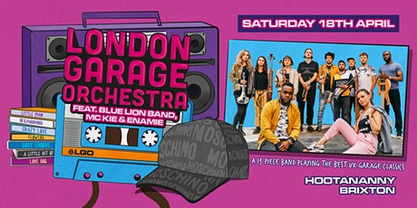 London Garage Orchestra tickets
