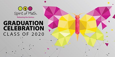 Spirit of Math -  2020 Graduation Celebration tickets