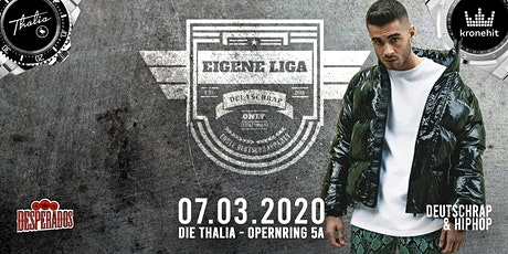 EIGENE LIGA -DEUTSCHRAP vs. HIPHOP Tickets