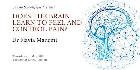 Does the brain learn to feel and control pain? tickets