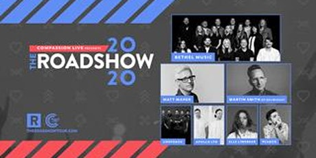 Roadshow 2020 Tour Volunteers - Loveland, CO - March 22nd tickets