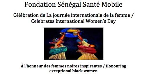 Journée de la femme - célébrons les femmes noires inspirantes