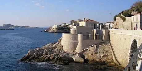 Visite du marégraphe de Marseille (Inscriptions sur un autre site) billets