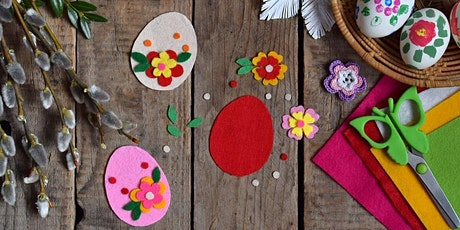 Family Easter Sewing Extravaganza tickets