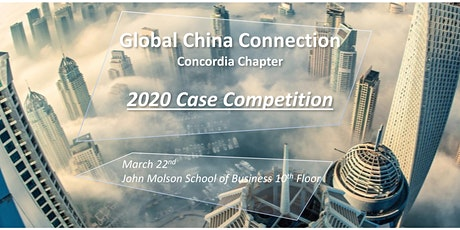 Case Competition tickets
