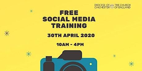 Social Media Training Day tickets