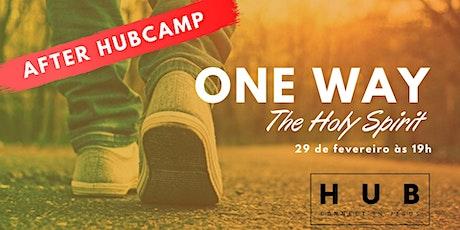 HUBsão AFTER CAMP 2020 - ONE WAY ingressos