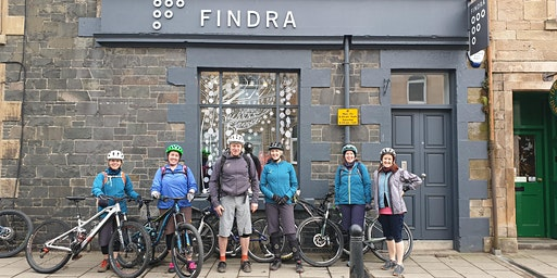 FINDRA Social Ride with Roddy